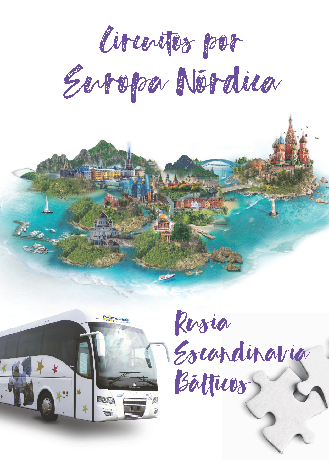 Catalogo Europamundo Vacaciones Europa Nordica 2018-2019