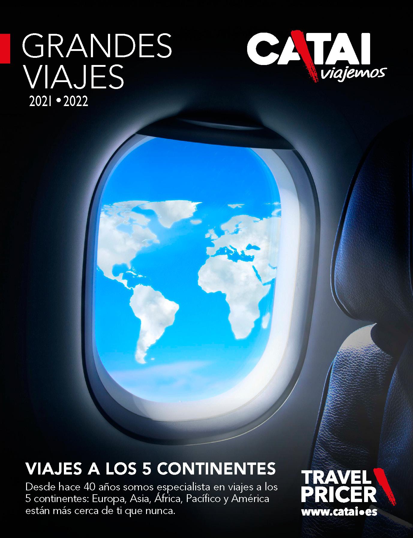 Catalogo General Catai Grandes Viajes 2021