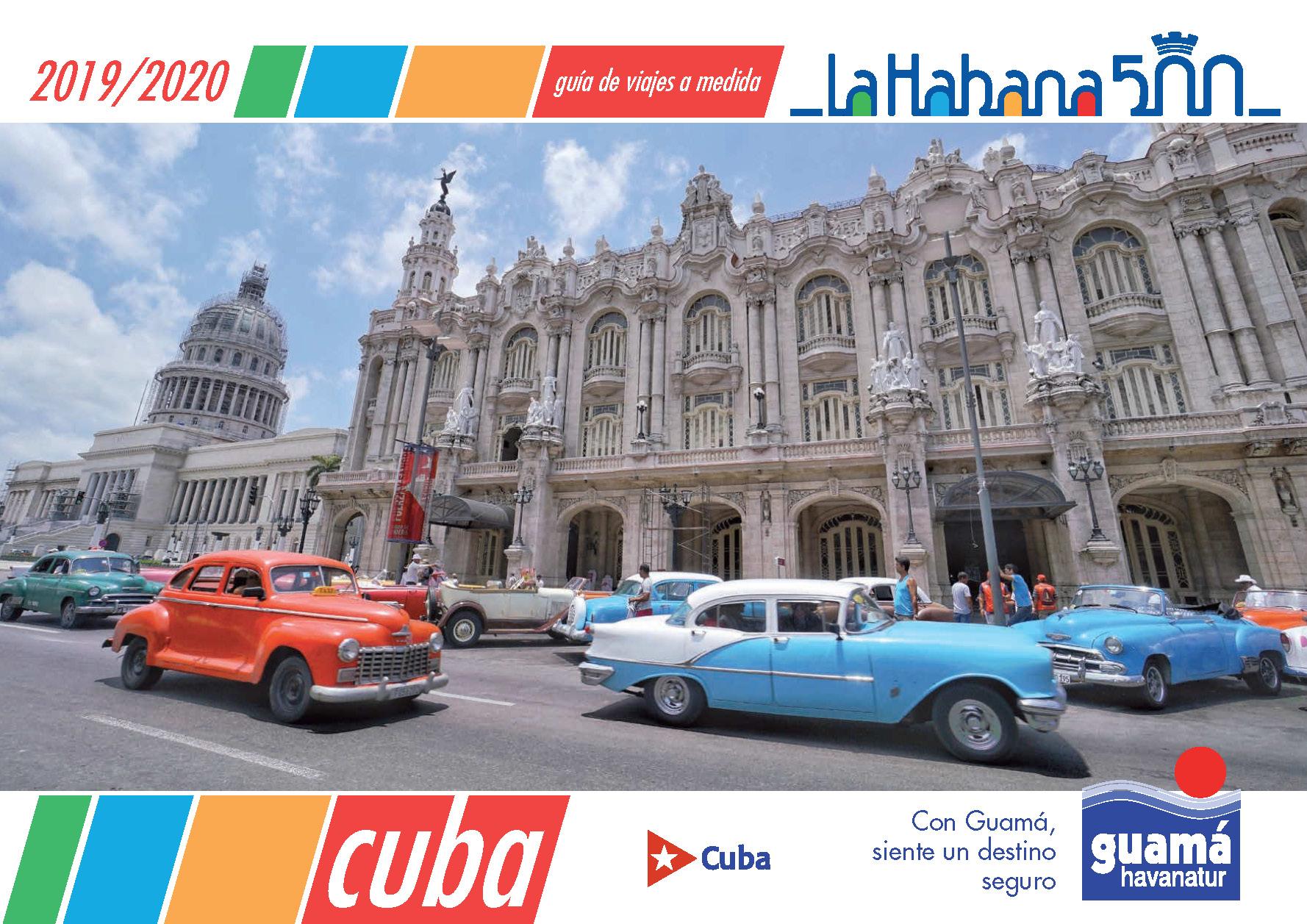 Catalogo Guama Cuba 2019