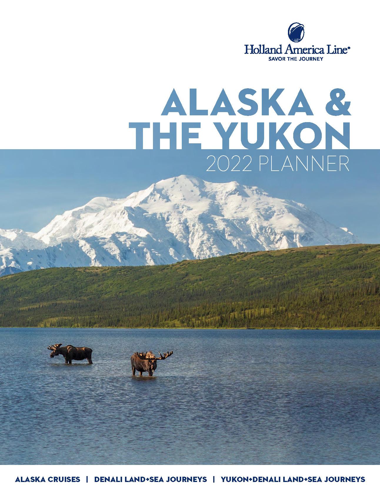 Catalogo Holland America Line Alaska y Yukon 2022