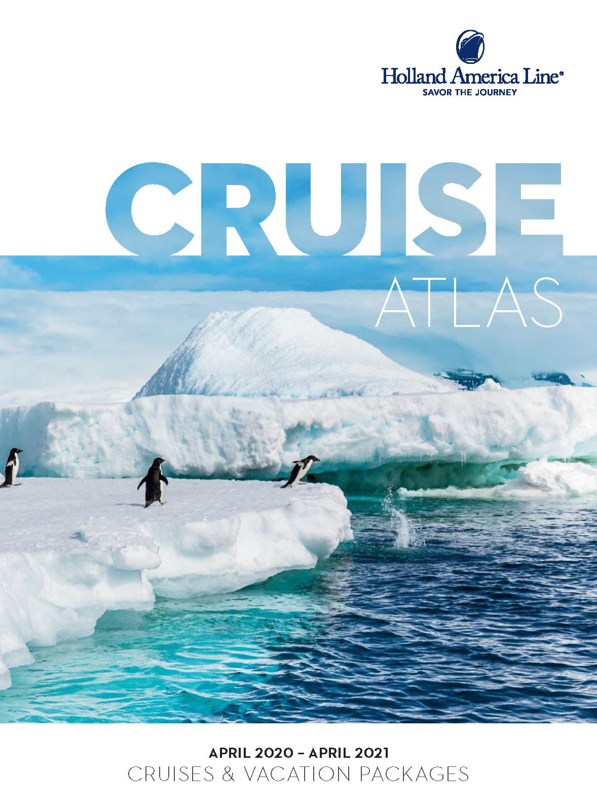 Catalogo Holland America Line Cruceros Maritimos 2020-2021