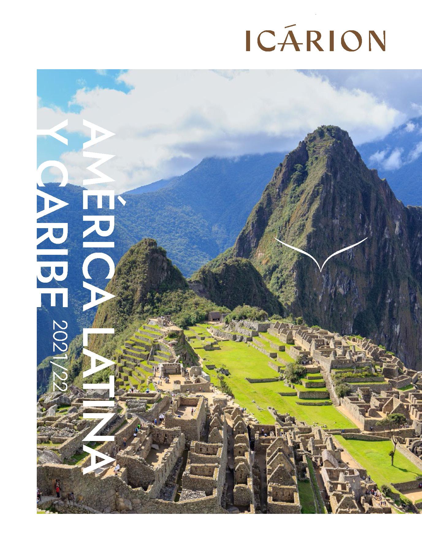 Catalogo Icarion America Latina y Caribe 2021-2022