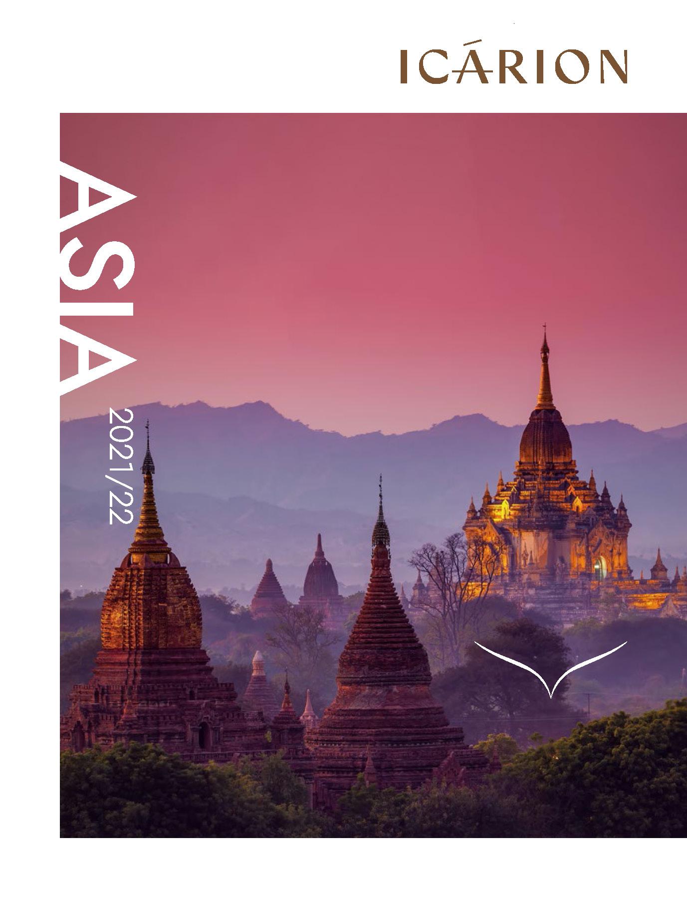 Catalogo Icarion Asia 2021-2022