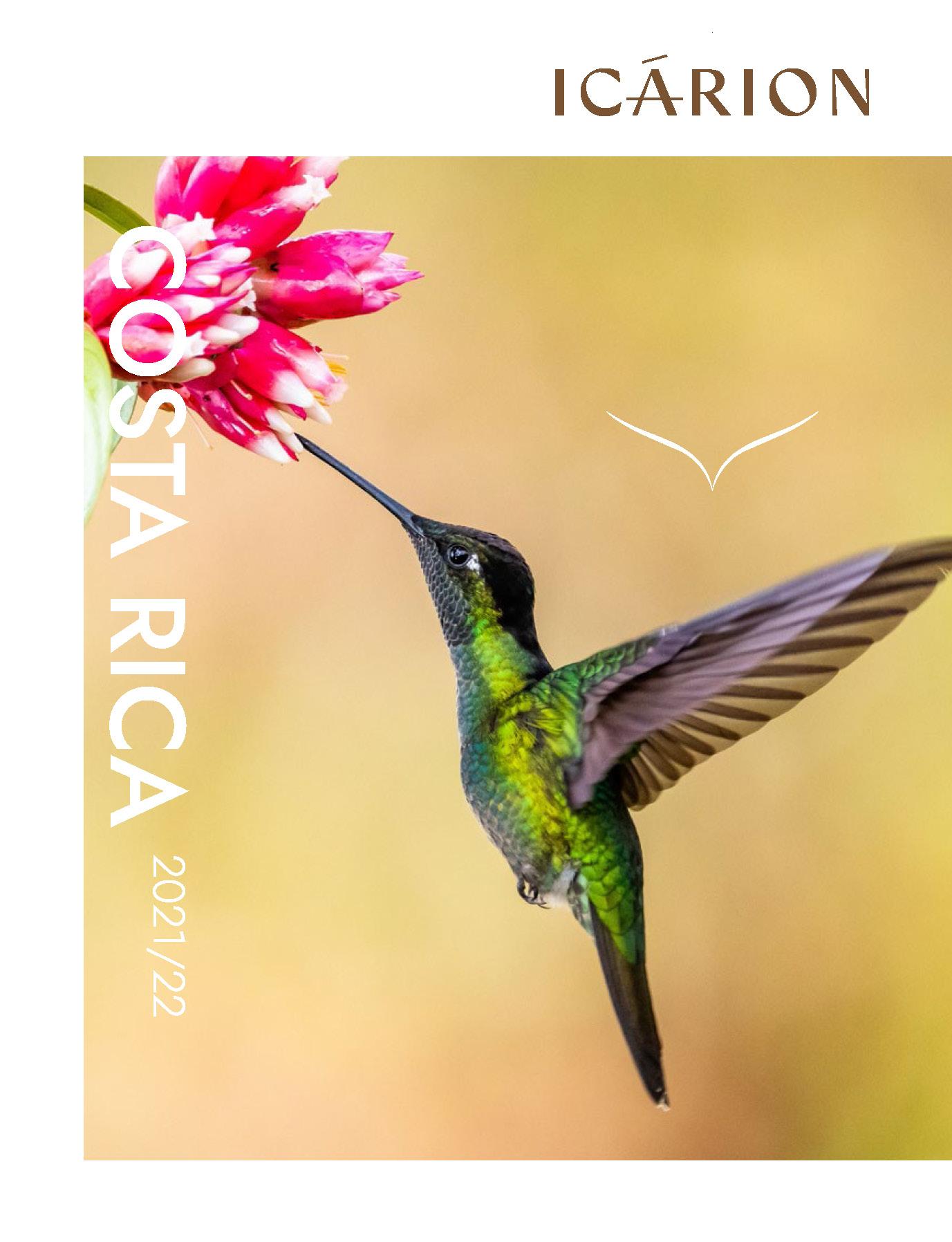 Catalogo Icarion Costa Rica 2021-2022