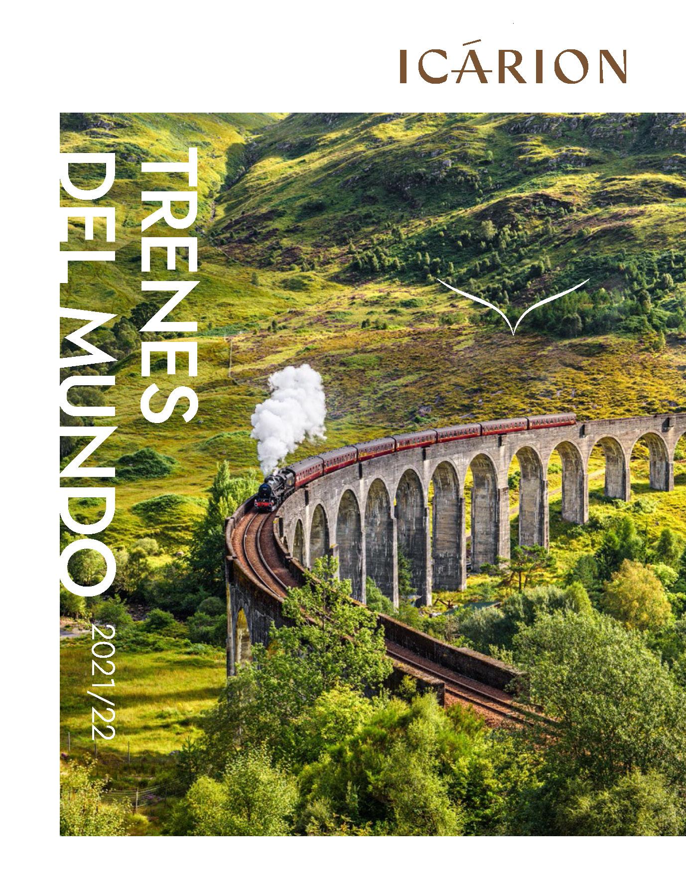 Catalogo Icarion Trenes del Mundo 2021-2022