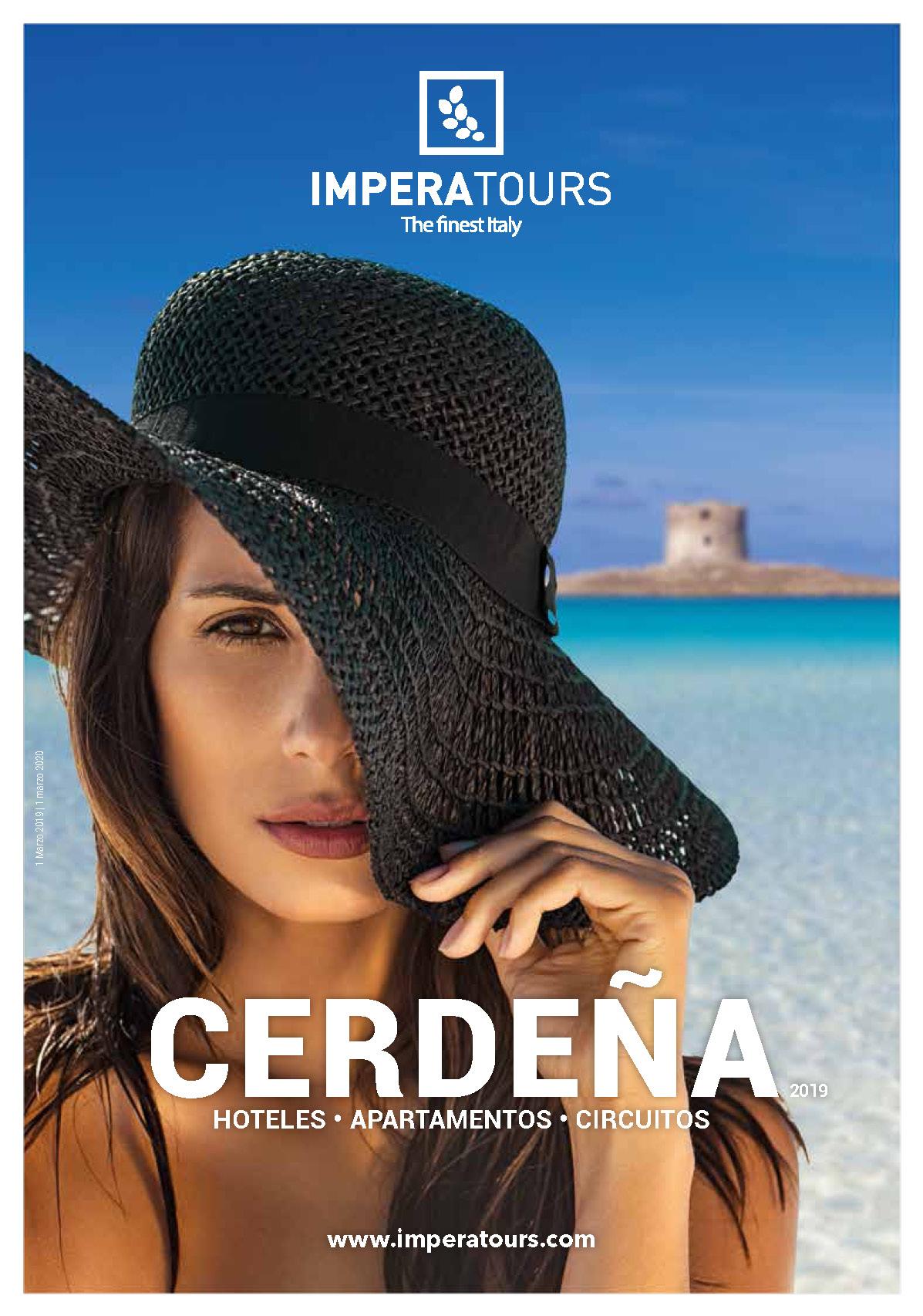Catalogo Imperatours Cerdeña 2019
