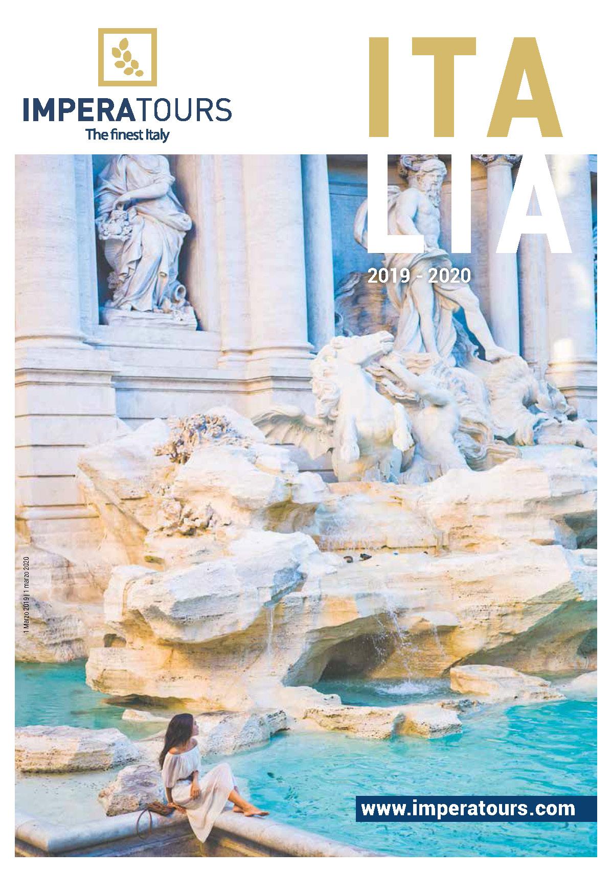 Catalogo Imperatours Italia 2019