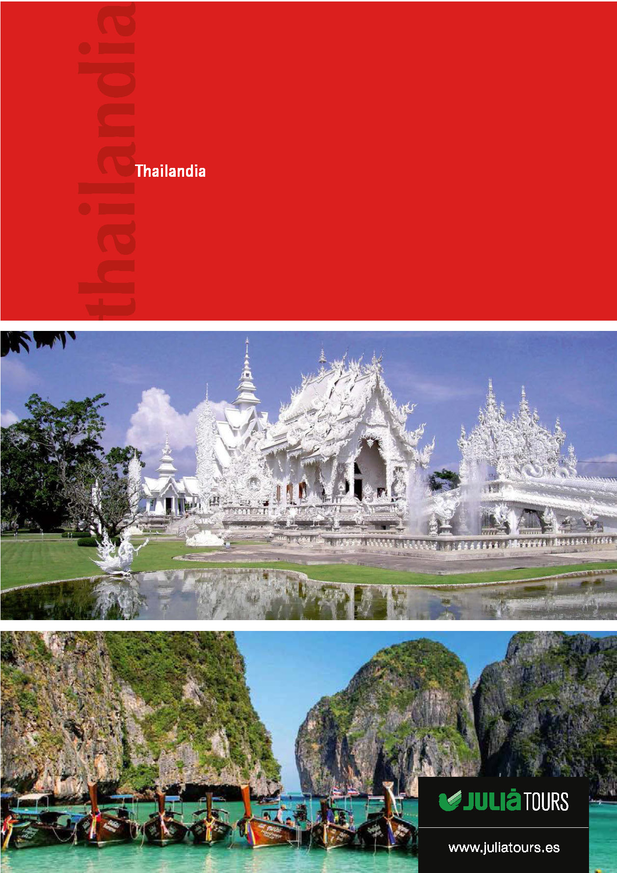 Catalogo Julia Tours Thailandia 2017-2018