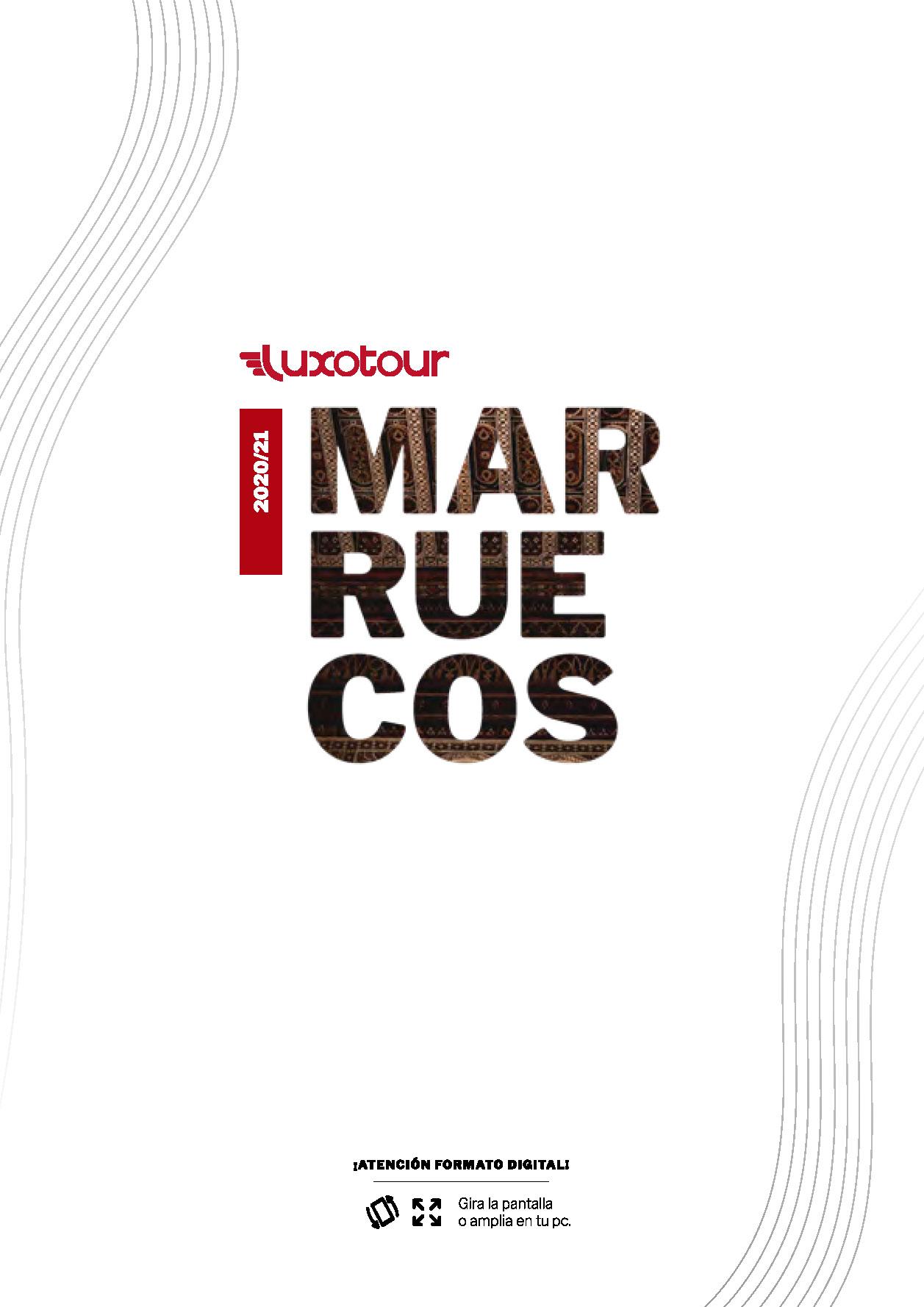 Catalogo Luxotour Marruecos 2021