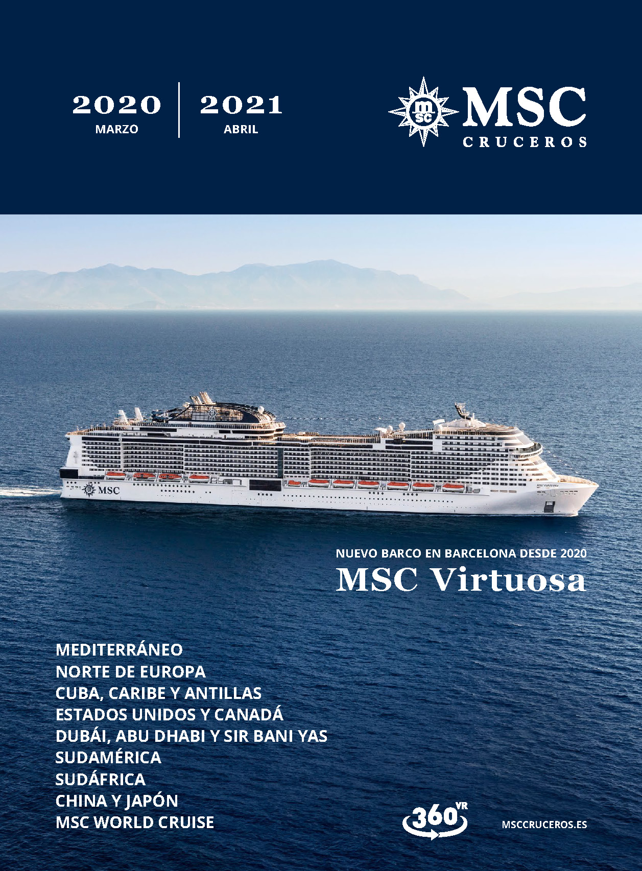 Catalogo MSC 2020-2021