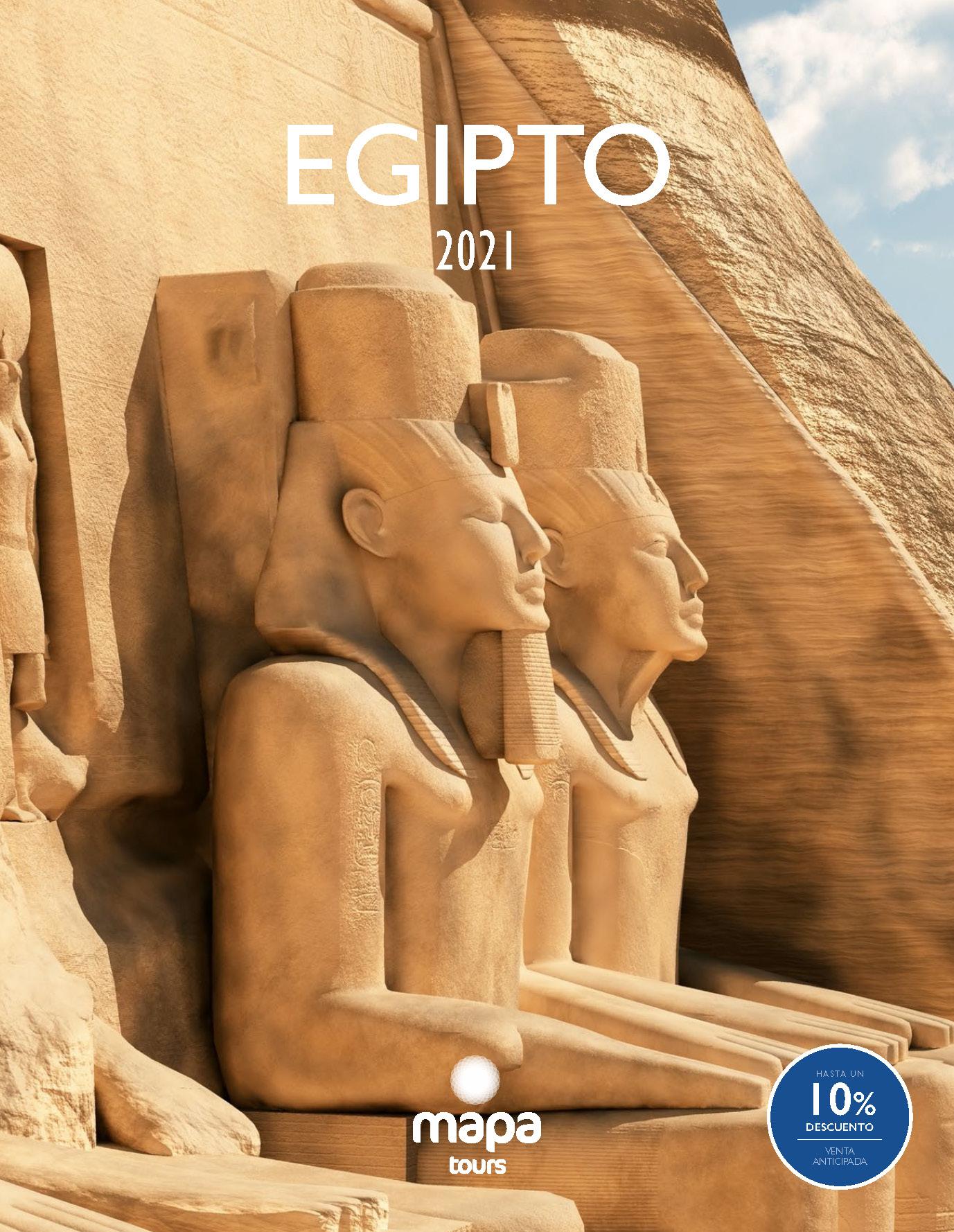 Catalogo Mapa Tours Egipto 2021