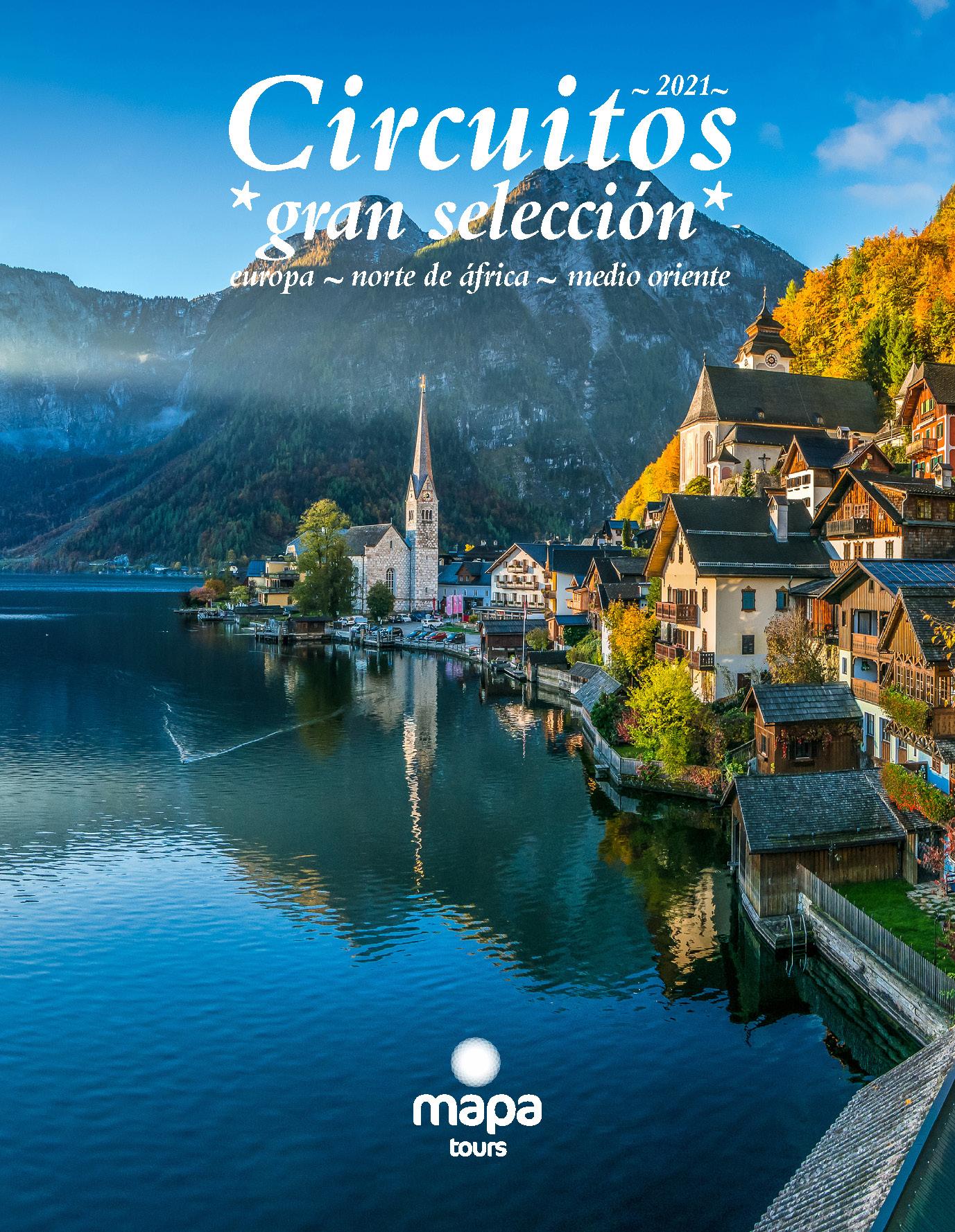 Catalogo Mapa Tours Gran Seleccion Europa 2021