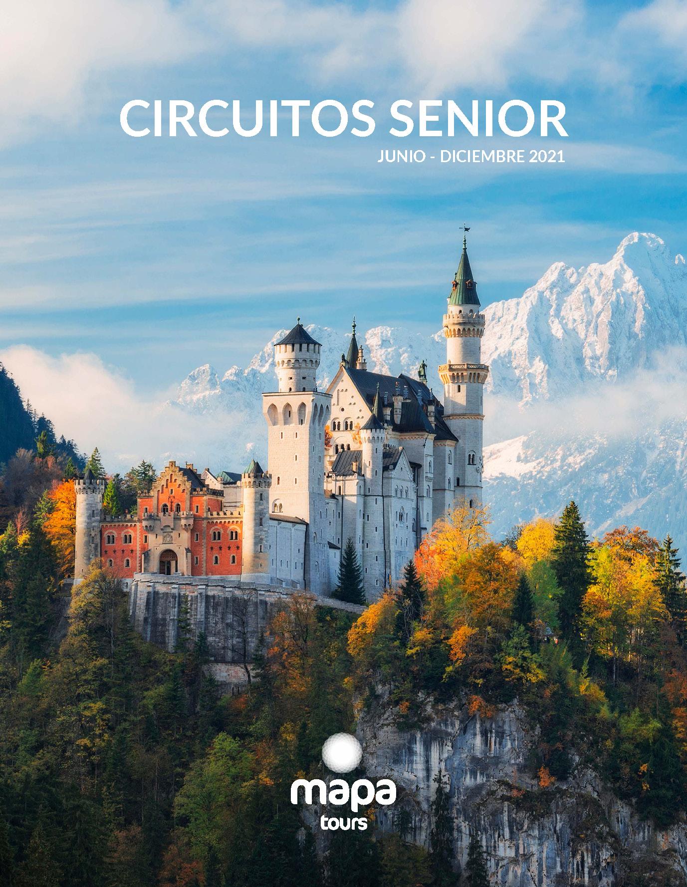 Catalogo Mapa Tours Senior 2021