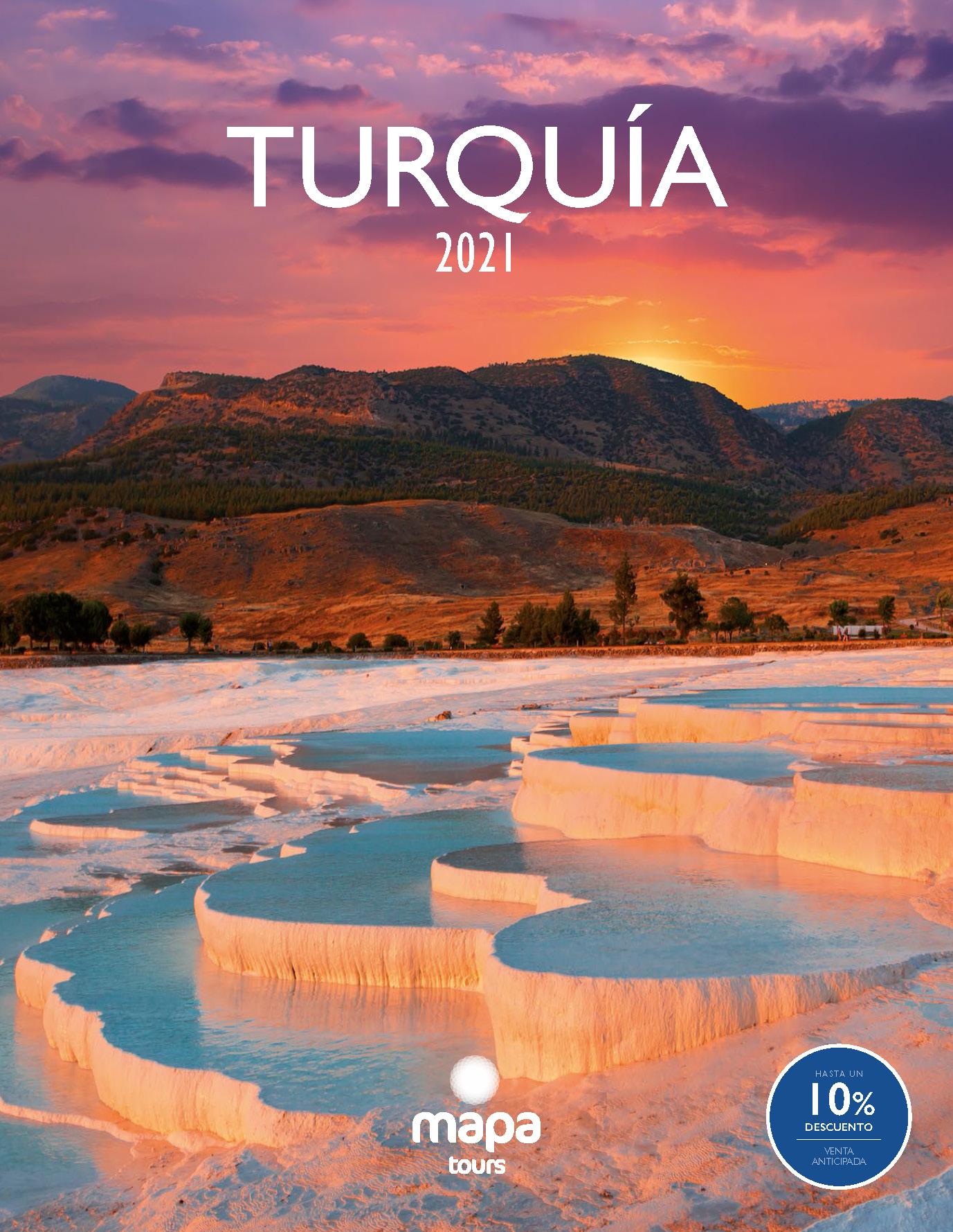 Catalogo Mapa Tours Turquia 2021