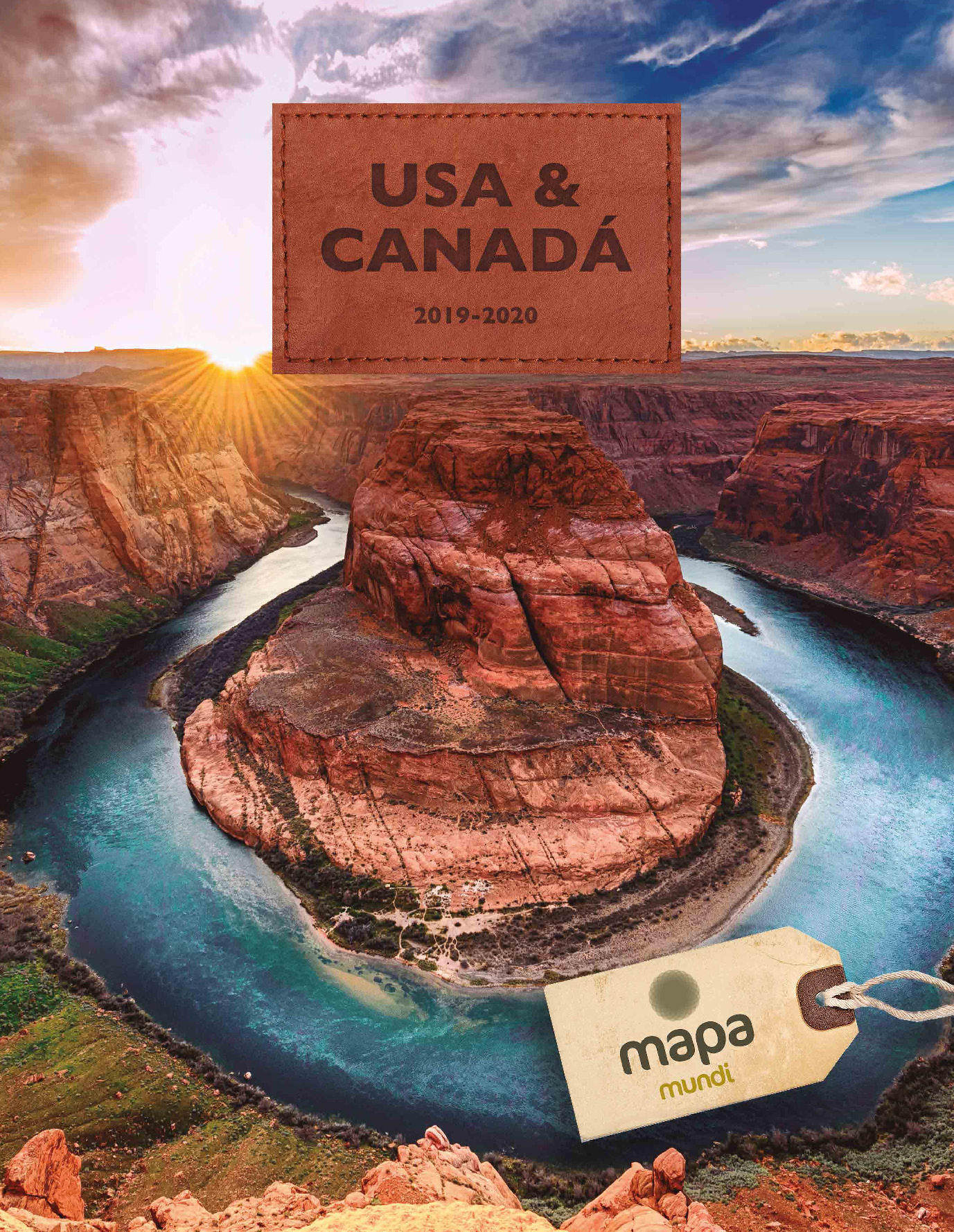 Catalogo Mapa Tours USA y Canada 2019-2020