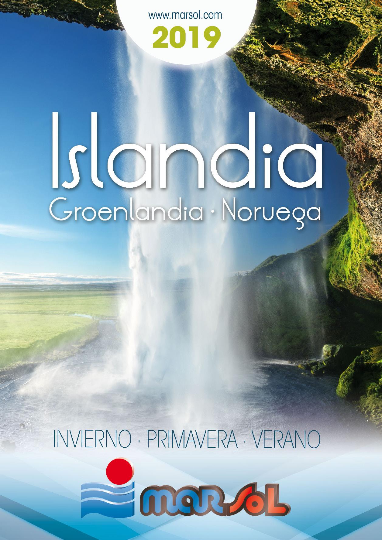 Catalogo Marsol Islandia Noruega y Groenlandia 2019