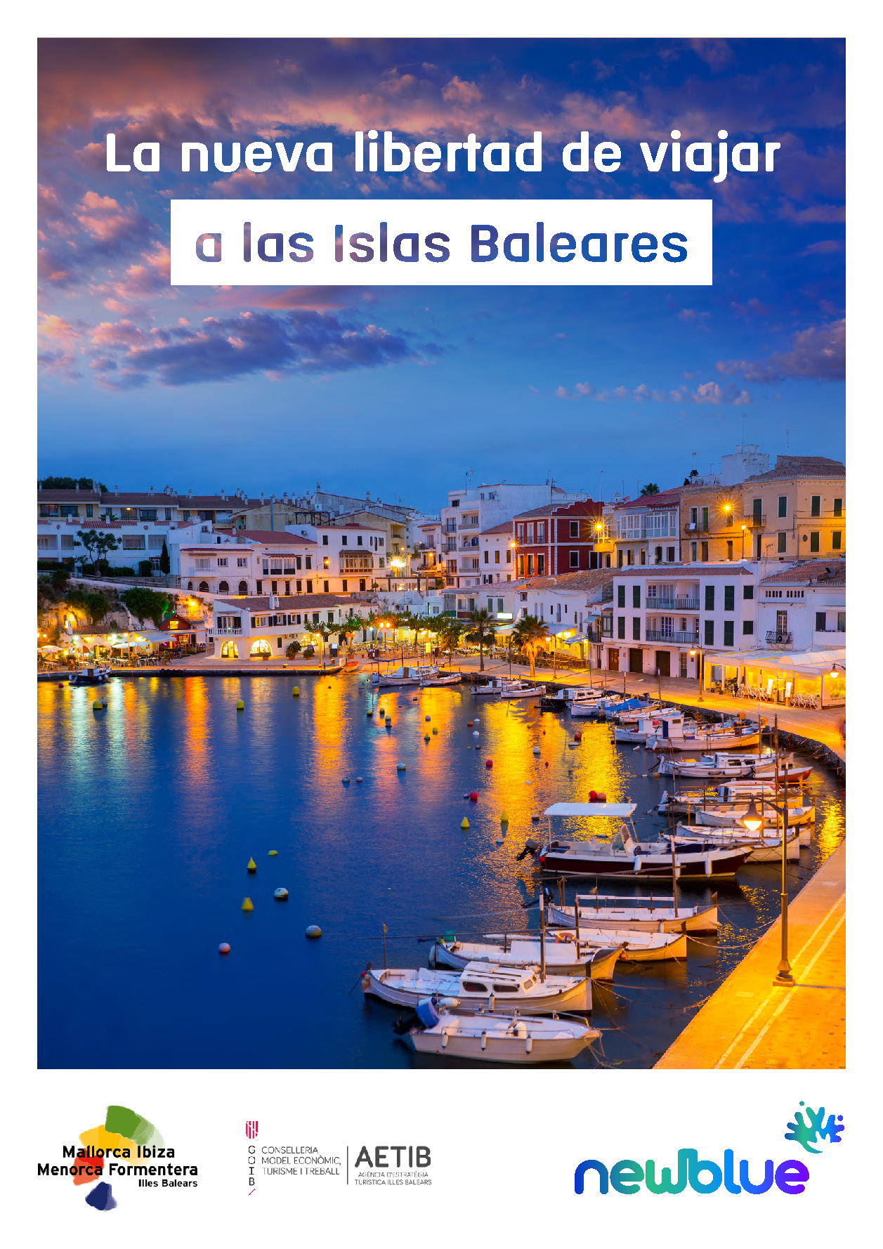 Catalogo New Blue Baleares 2021