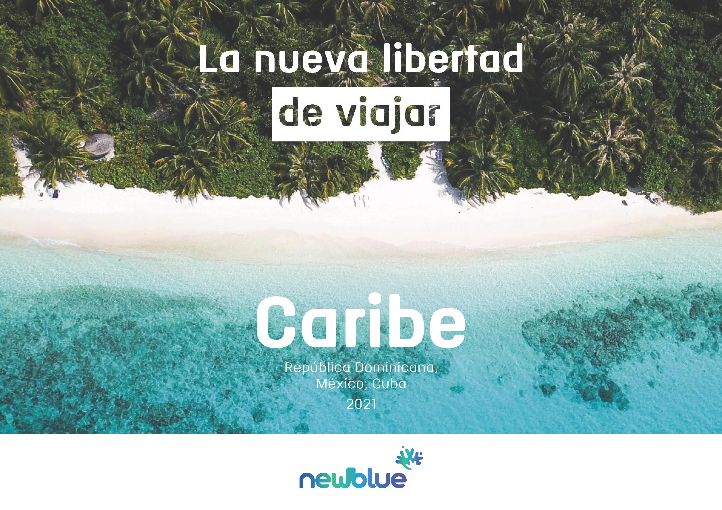Catalogo New Blue Caribe 2021