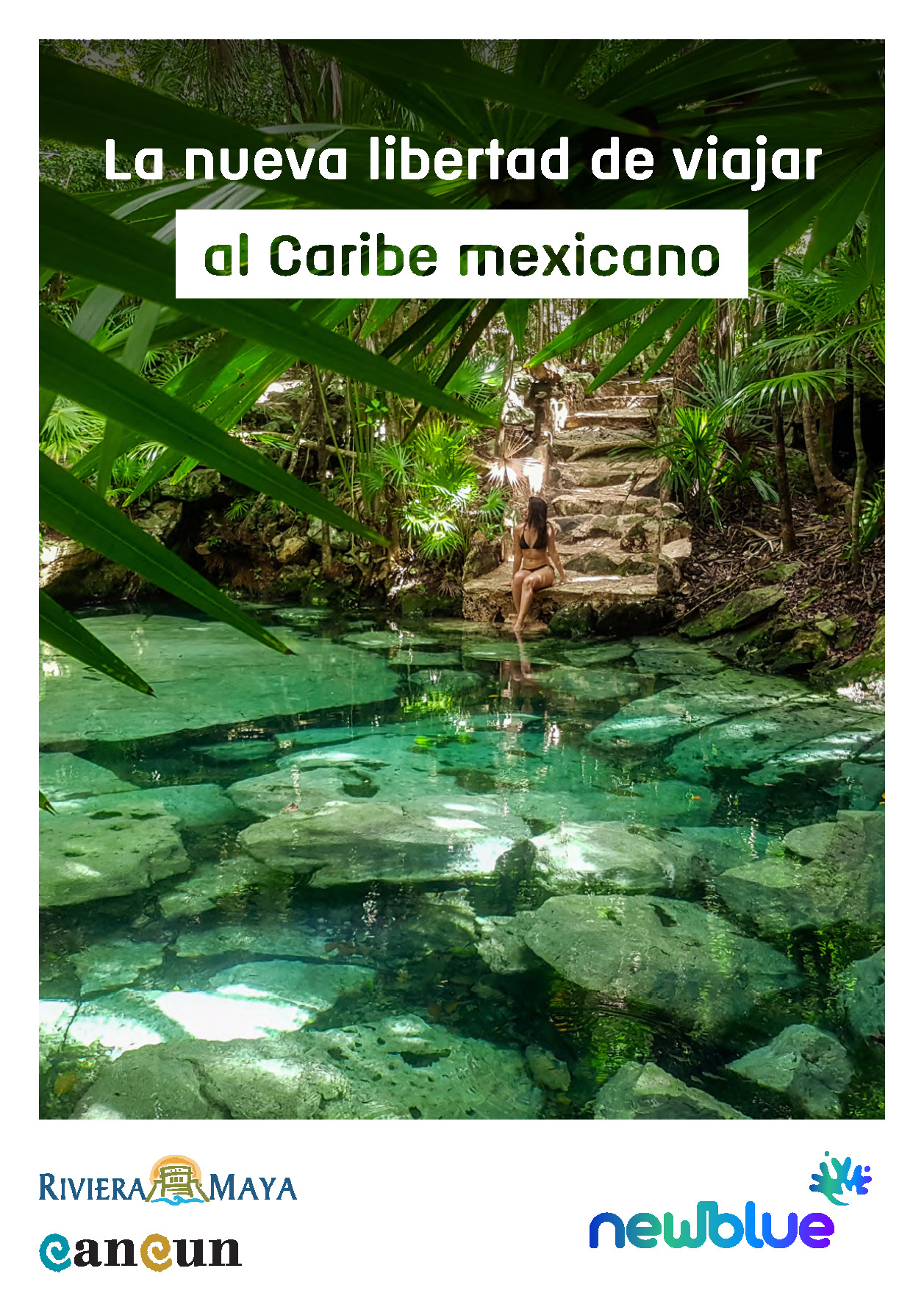 Catalogo New Blue Caribe Mexicano 2021