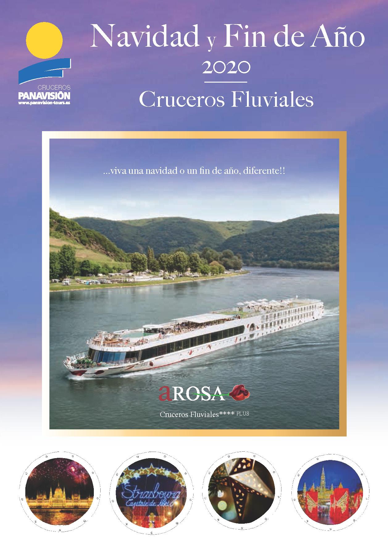 Catalogo Panavision Tours Cruceros Fluviales Navidad y Fin de Ano 2020 CX0