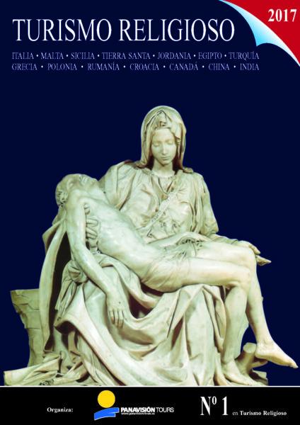 Catalogo Panavision Tours Turismo Religioso 2017 BE7