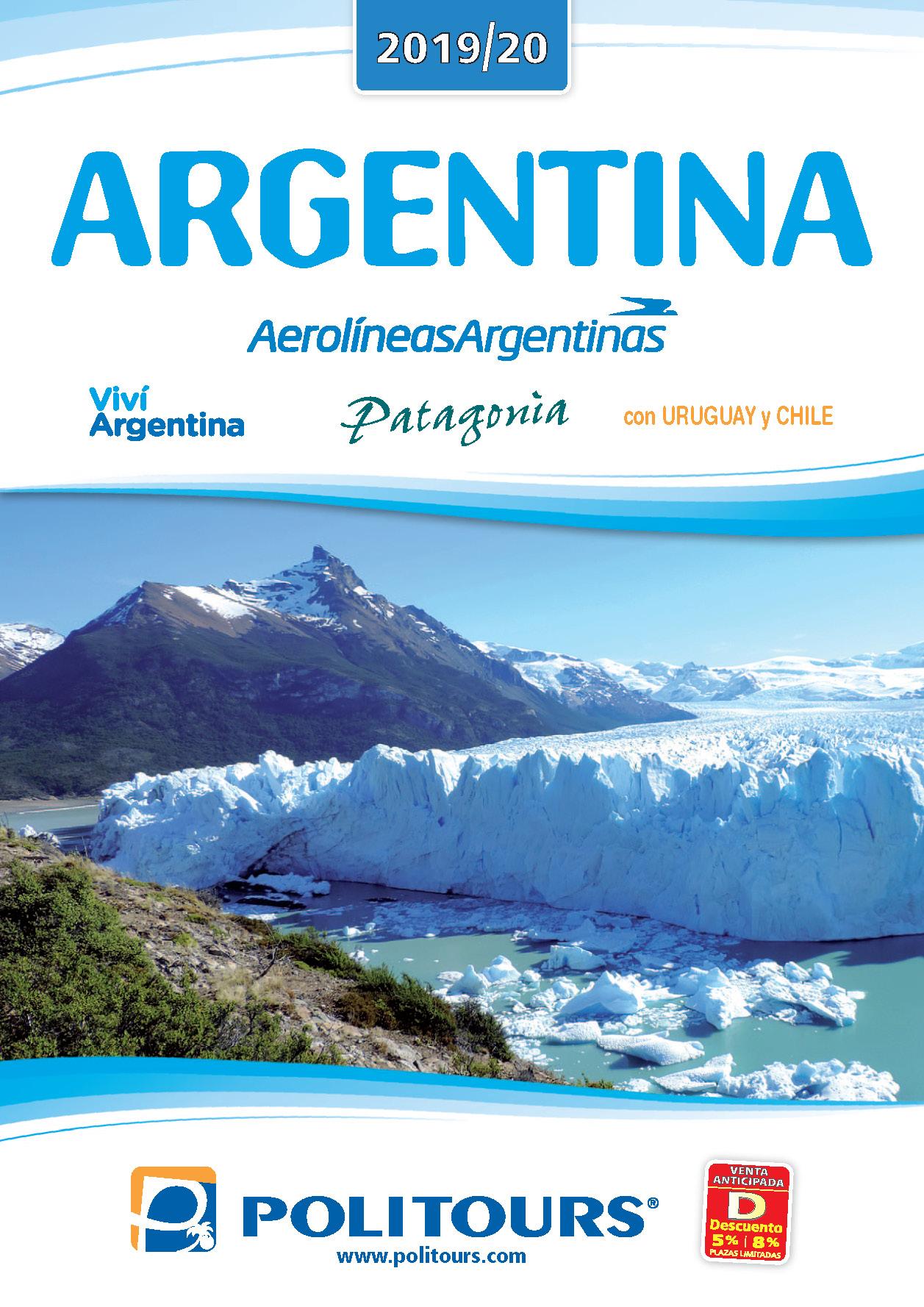 Catalogo Politours Argentina 2019-2020