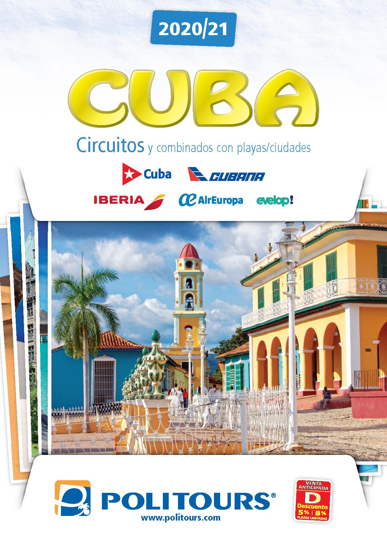 Catalogo Politours Cuba 2020-2021