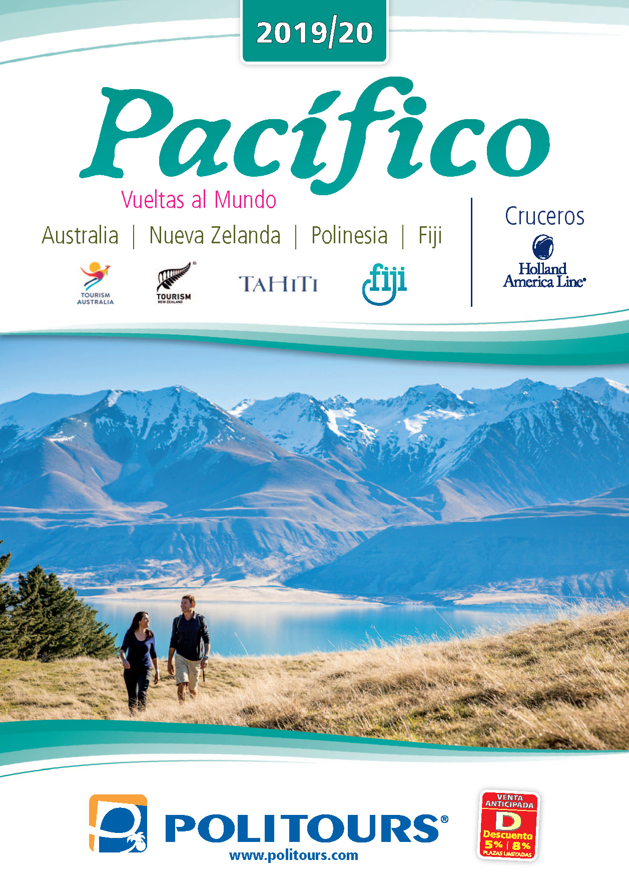 Catalogo Politours Pacifico 2019-2020