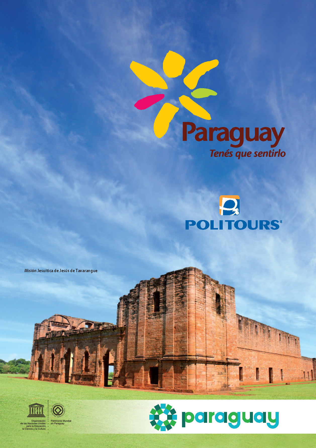Catalogo Politours Paraguay 2018-2019