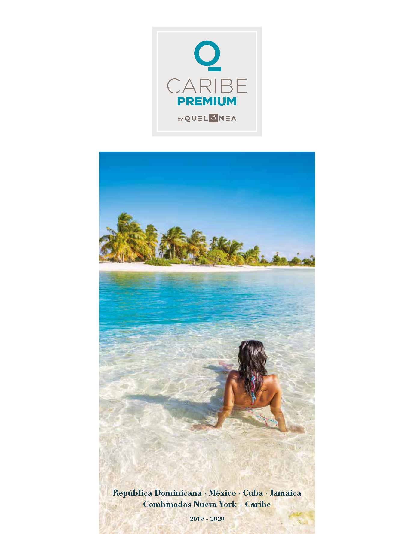 Catalogo Quelonea Caribe Premium 2019-2020