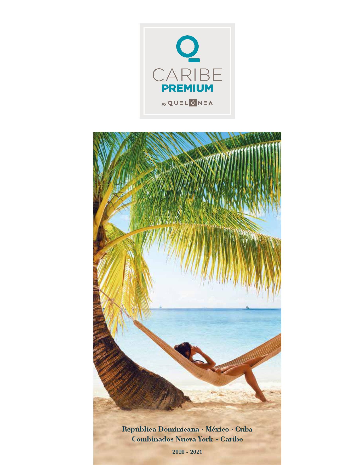 Catalogo Quelonea Caribe Premium 2020