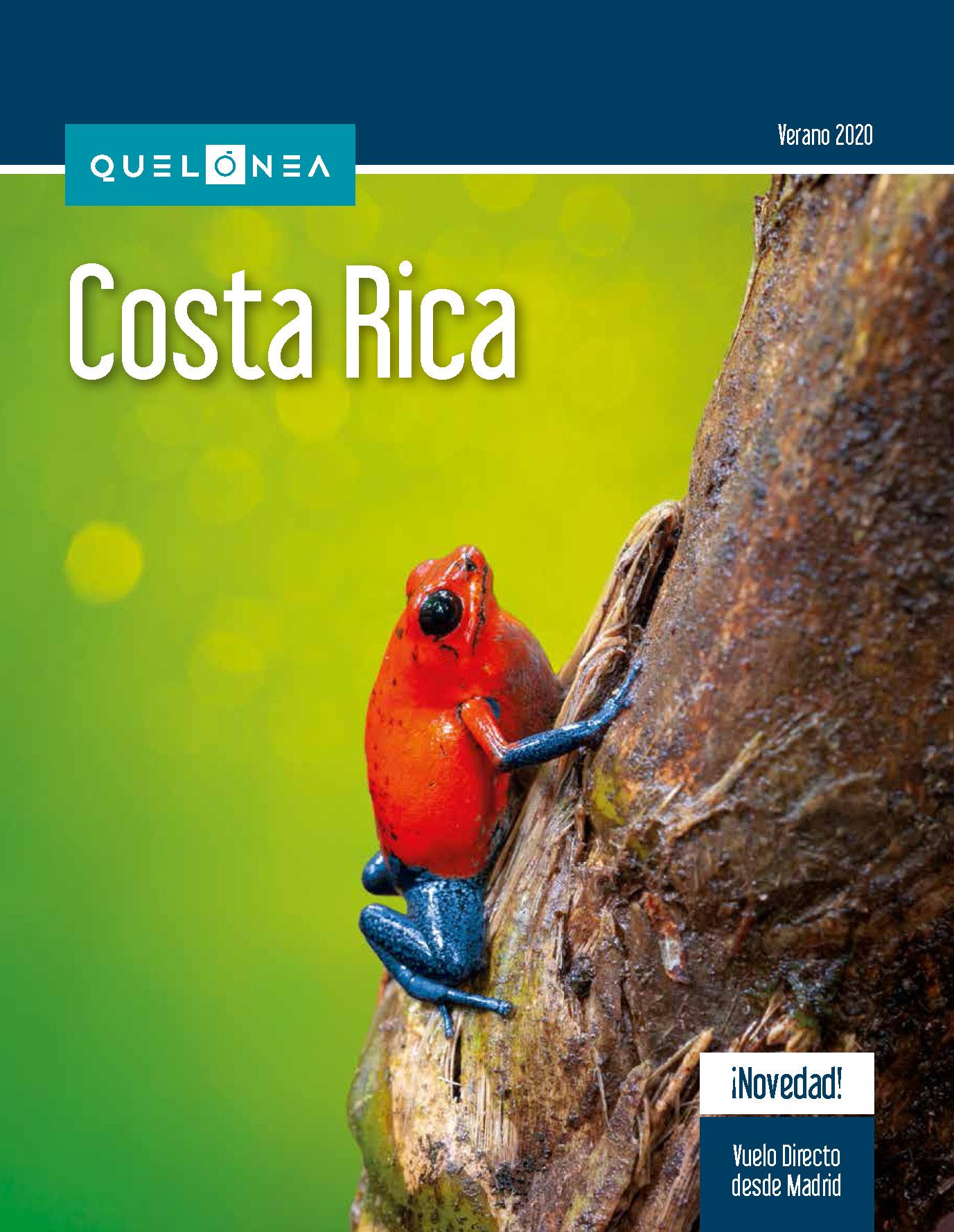 Catalogo Quelonea Costa Rica Verano 2020
