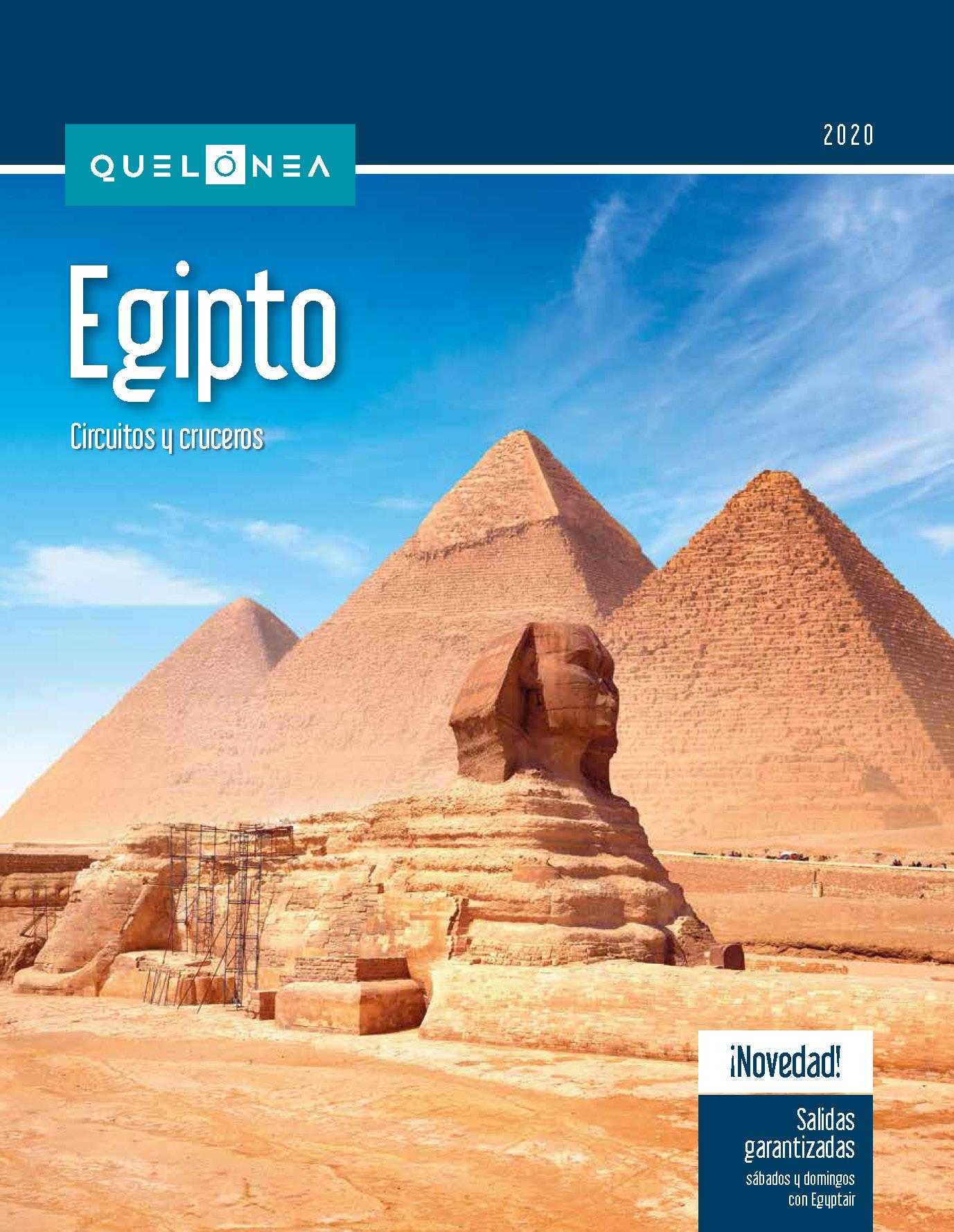 Catalogo Quelonea Egipto 2020