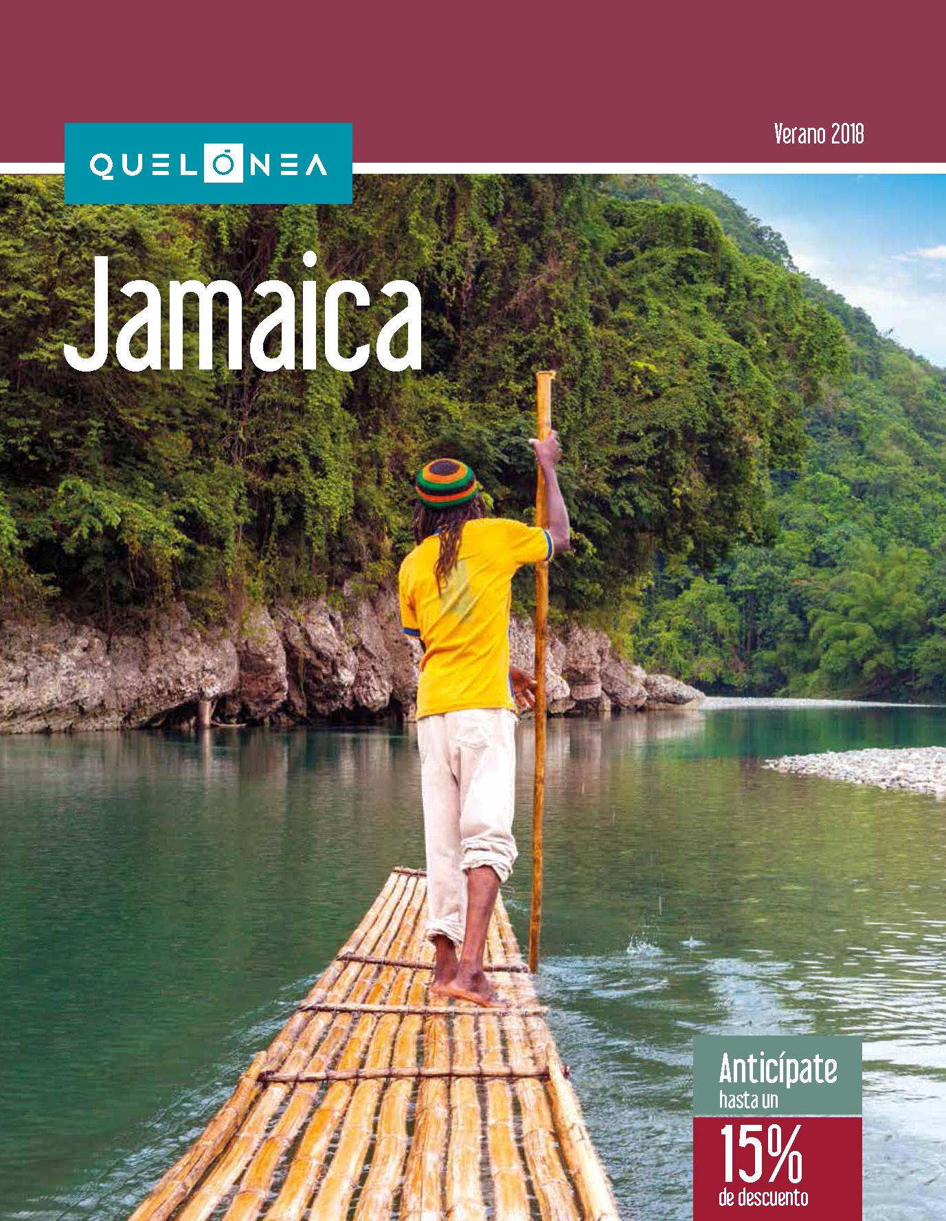 Catalogo Quelonea Jamaica Verano 2018