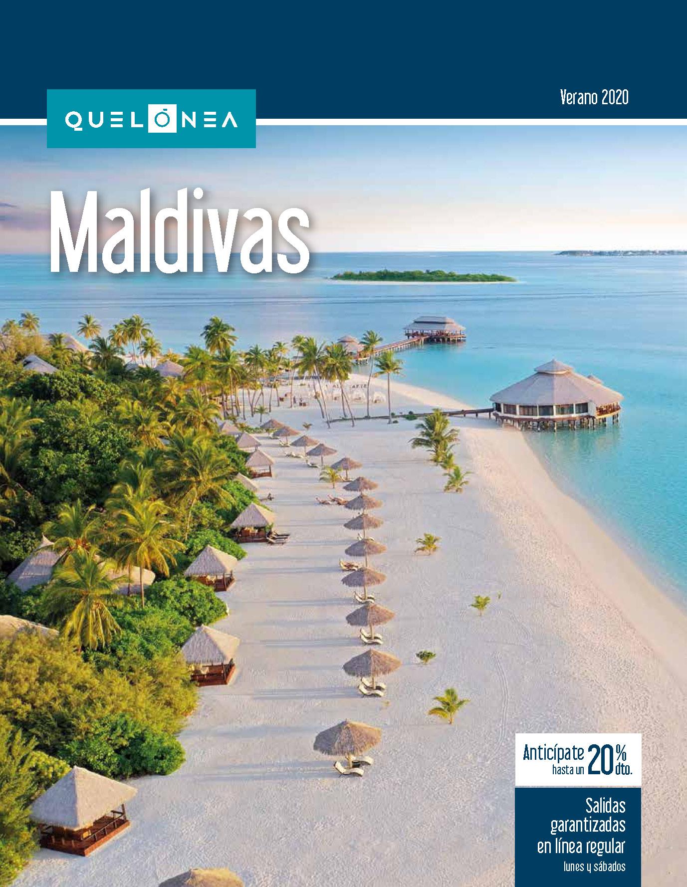 Catalogo Quelonea Maldivas Verano 2020