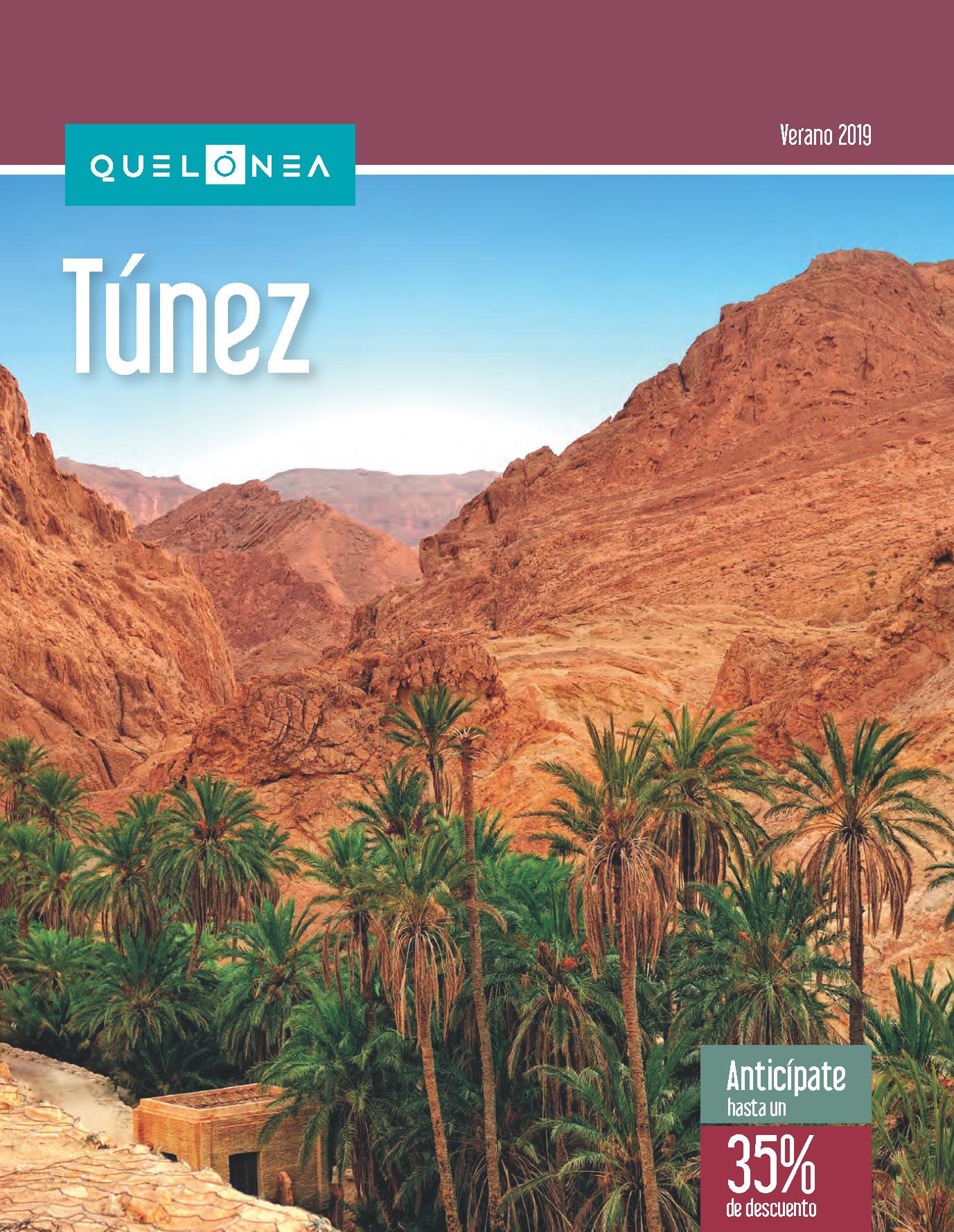 Catalogo Quelonea Tunez Verano 2019