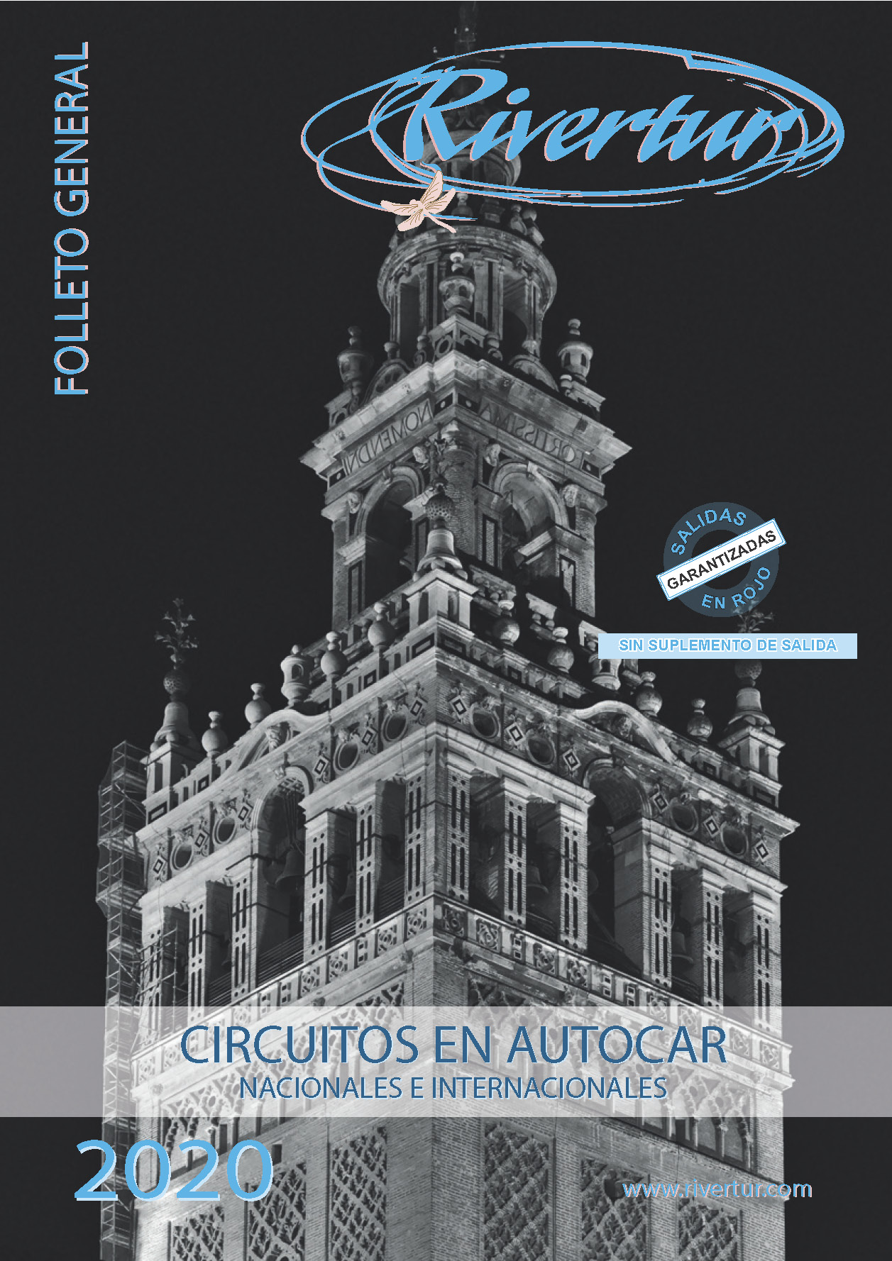 Catalogo Rivertur Circuitos en Autocar 2020