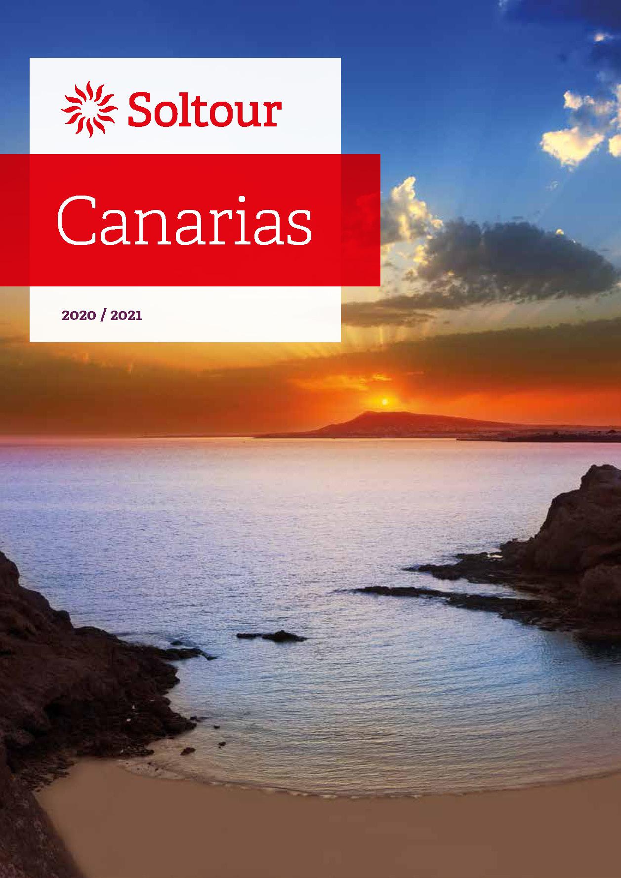 Catalogo Soltour Canarias 2020-2021
