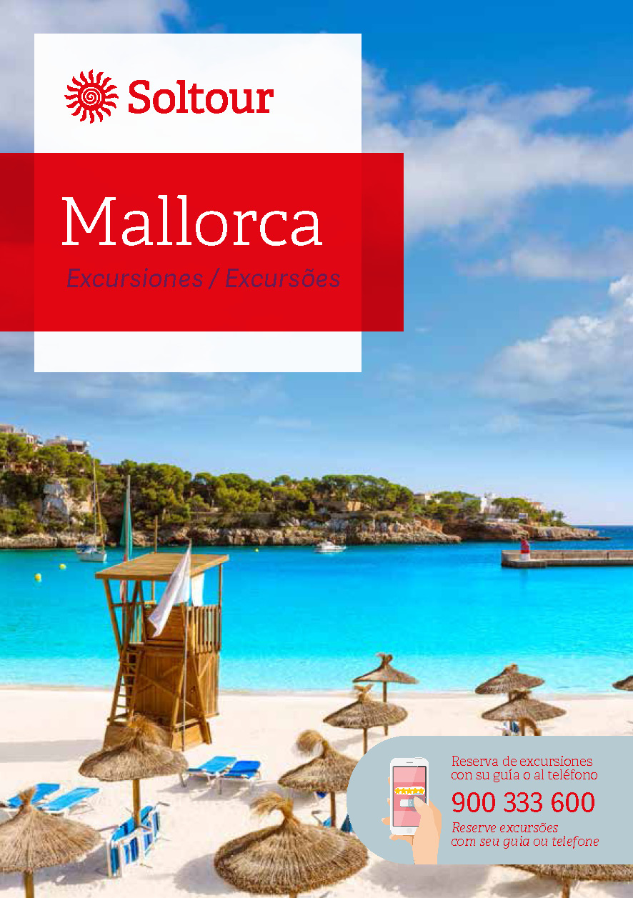 Catalogo Soltour Excursiones Mallorca 2019 2