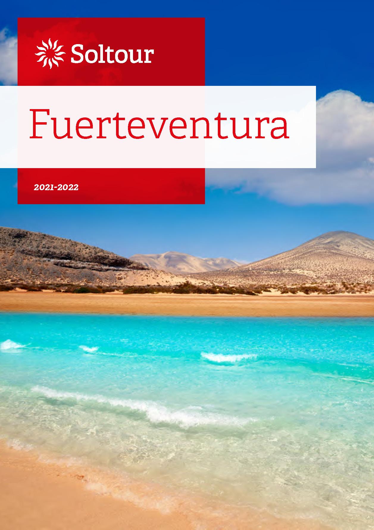 Catalogo Soltour Fuerteventura 2021-2022