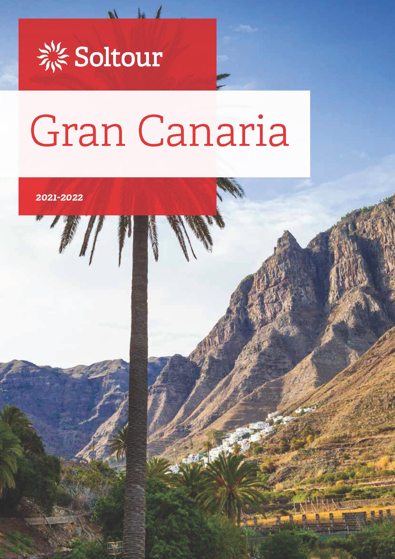 Catalogo Soltour Gran Canaria 2021-2022