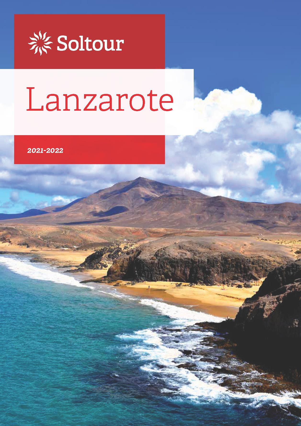 Catalogo Soltour Lanzarote 2021-2022