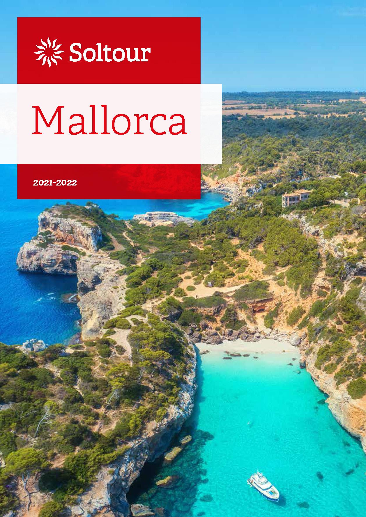 Catalogo Soltour Mallorca 2021-2022