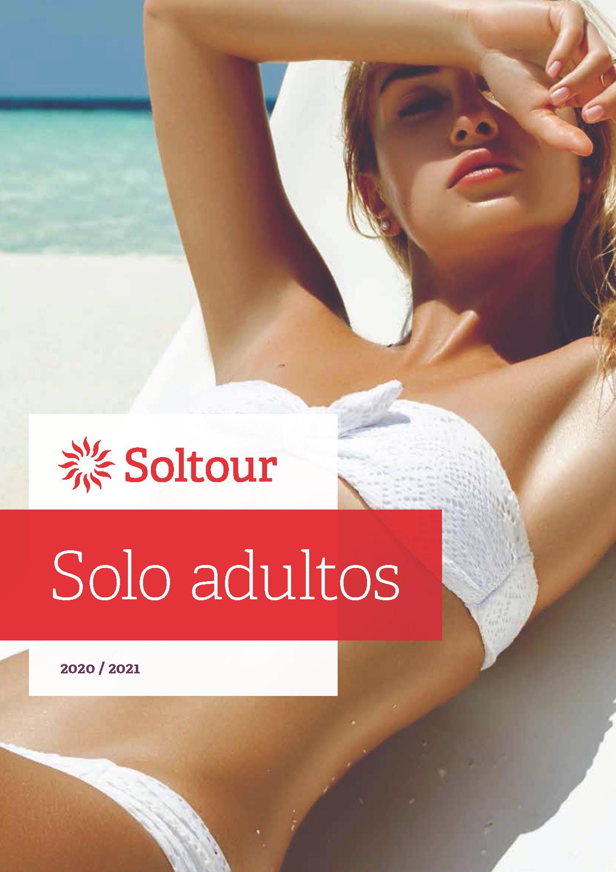 Catalogo Soltour Solo Adultos Baleares Canarias Cabo Verde Caribe 2021