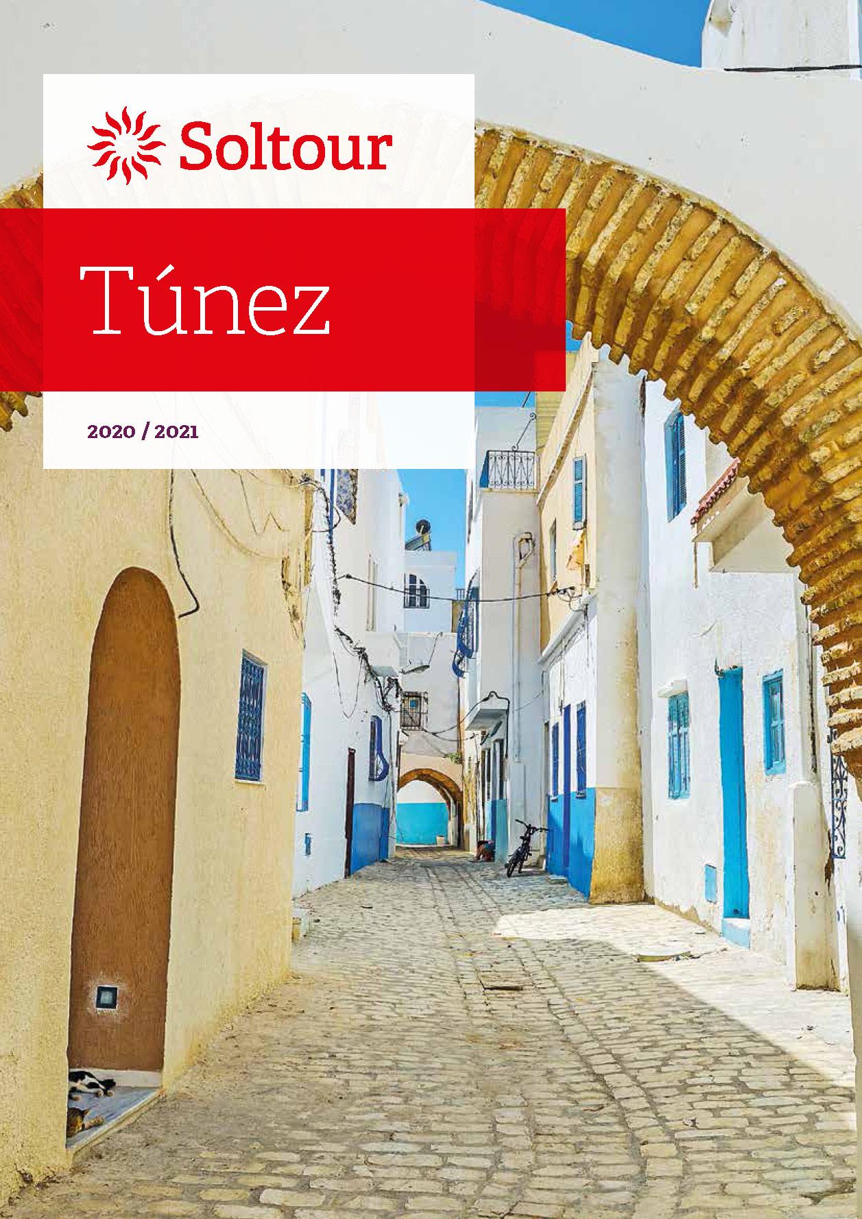 Catalogo Soltour Tunez 2020-2021
