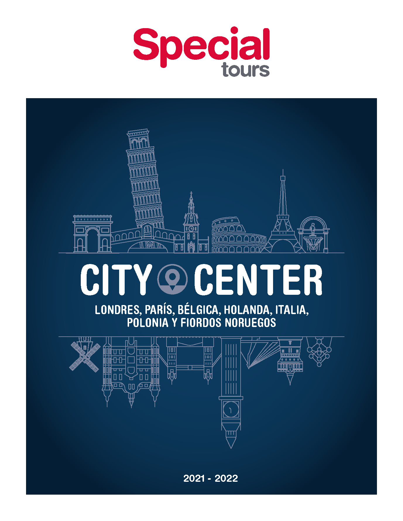 Catalogo Special Tours City Center 2021-2022
