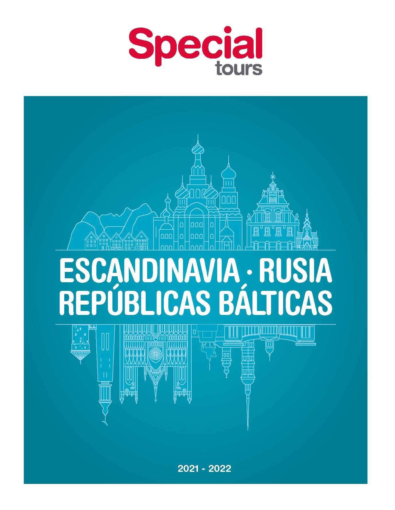 Catalogo Special Tours Escandinavia Rusia y Balticos 2021-2022