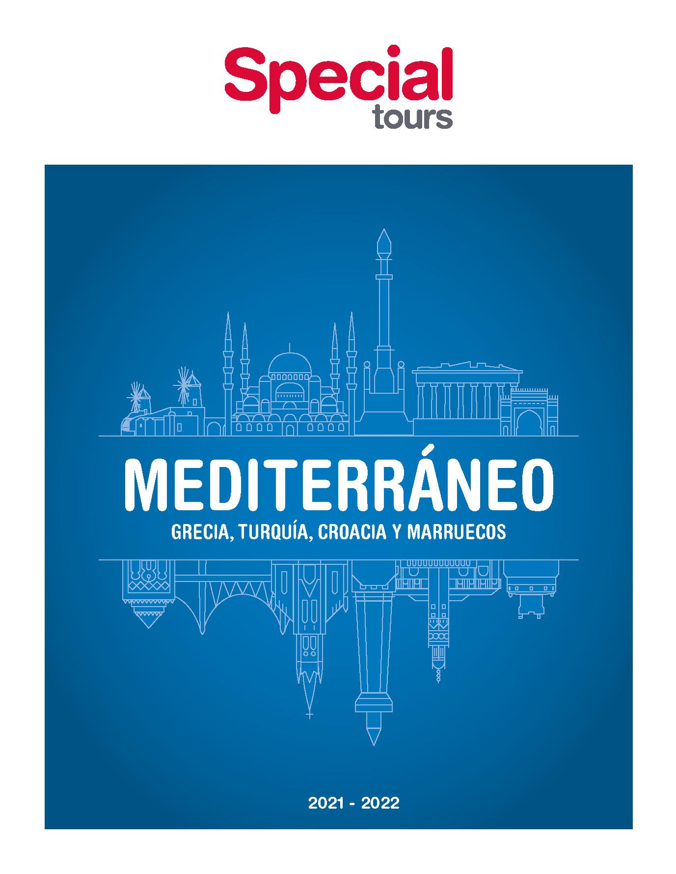 Catalogo Special Tours Mediterraneo 2021-2022