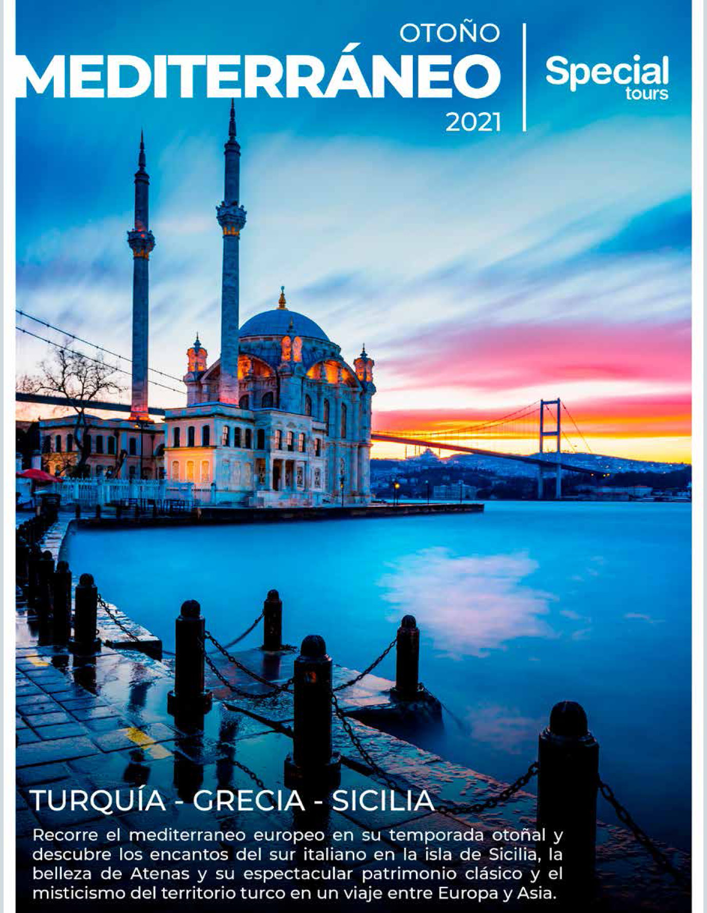 Catalogo Special Tours Mediterraneo Otono 2021