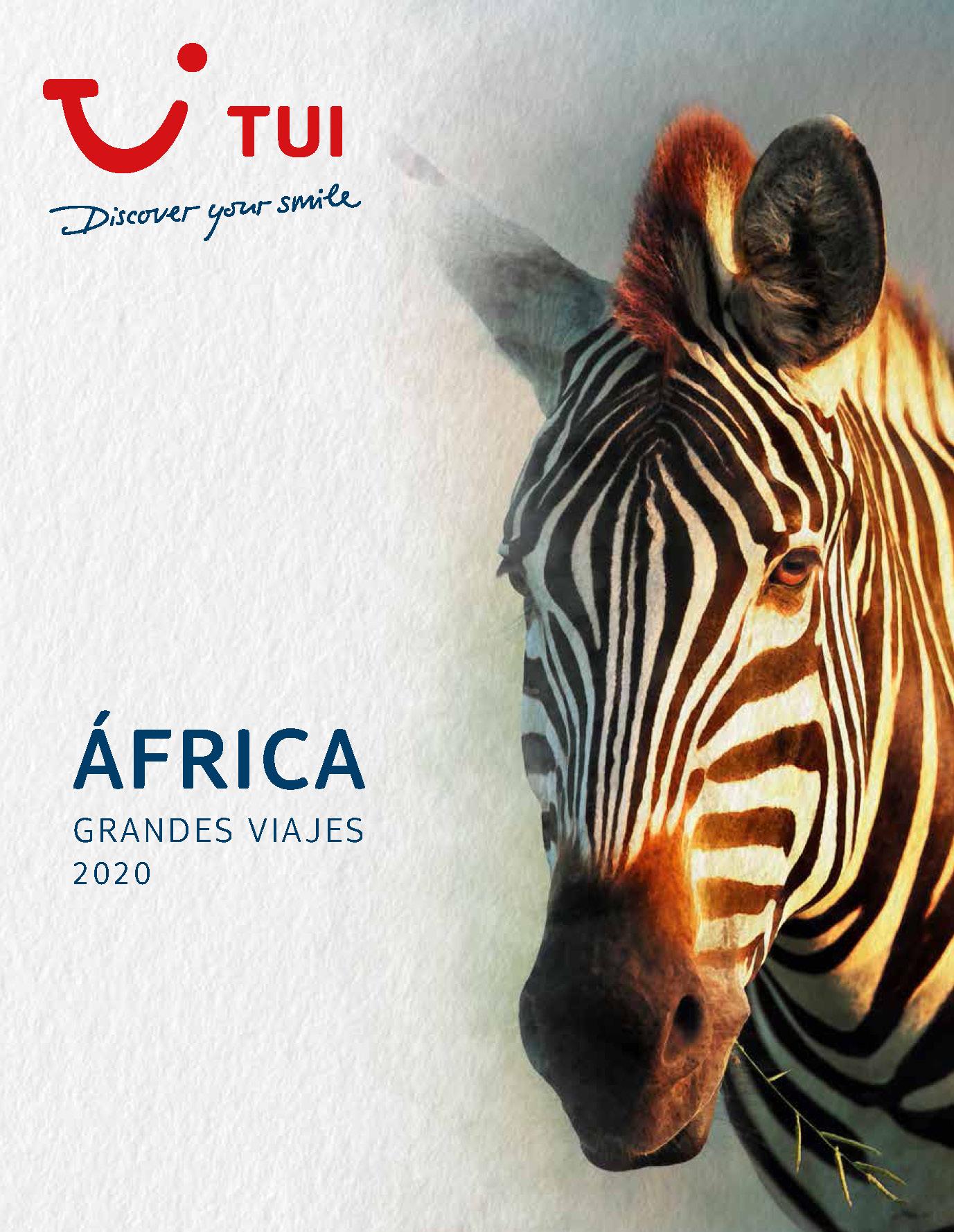 Catalogo TUI Africa 2020